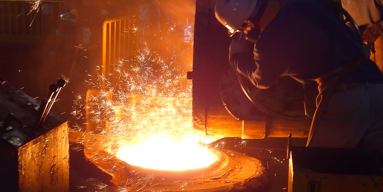 前川鋳工造機は島根県出雲市の鋳物製造会社